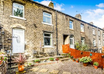 Thumbnail 2 bedroom terraced house for sale in Longwood Road, Longwood, Huddersfield