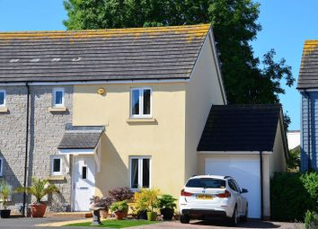 Thumbnail 3 bed semi-detached house for sale in Pavilions Close, Brixham