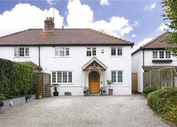 Thumbnail 4 bedroom semi-detached house for sale in Kimpton Road, Blackmore End, Hertfordshire