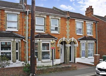 Thumbnail 3 bed terraced house for sale in Francis Road, Ashford, Kent