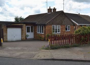 Thumbnail 2 bedroom detached bungalow for sale in Hollingside Drive, Links View, Northampton