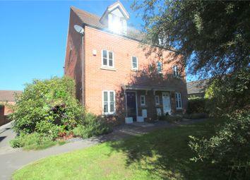 Thumbnail 4 bed semi-detached house for sale in Pear Tree Avenue, Long Ashton, Bristol