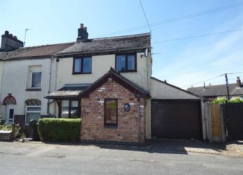 Thumbnail 2 bed cottage for sale in Chapel Street, Mow Cop, Stoke-On-Trent