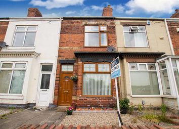 Thumbnail 2 bed terraced house for sale in Badsley Moor Lane, Rotherham