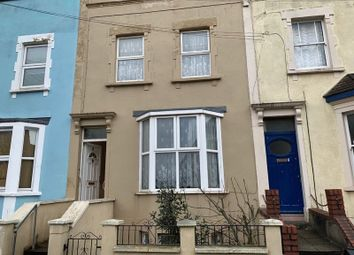 Thumbnail 4 bedroom terraced house for sale in Vernon Street, Bristol