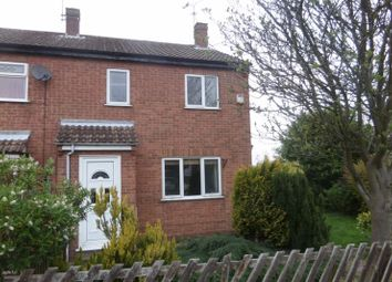 Thumbnail 2 bed semi-detached house to rent in Lymington Road, Mansfield