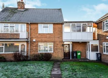 Thumbnail 2 bedroom maisonette for sale in Lilac Grove, Bentley, Walsall