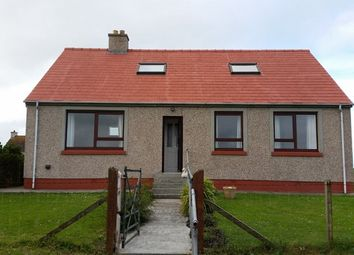 Thumbnail 3 bed detached bungalow for sale in Baleshare, Isle Of North Uist