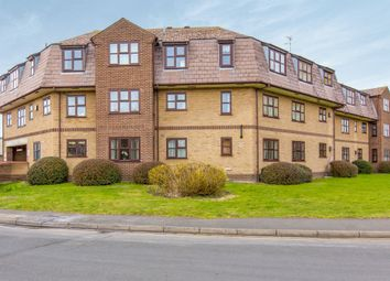 Thumbnail 1 bed flat for sale in The Paddock, Eaton Ford, St. Neots