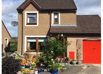 Thumbnail 3 bed detached house for sale in Croft Place, Livingston