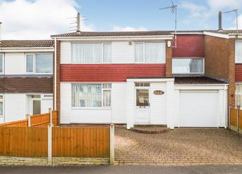 Thumbnail 4 bed terraced house for sale in Sumburgh Road, Clifton, Nottingham