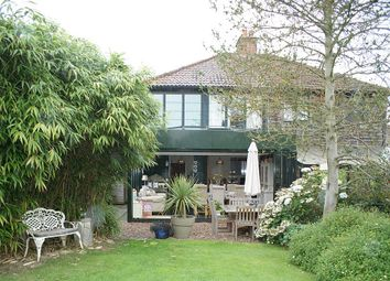Thumbnail 2 bed semi-detached house for sale in Rydes Hill, Guildford