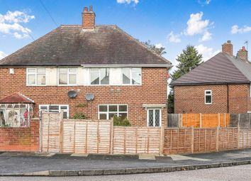 Thumbnail 2 bed end terrace house for sale in Wychbold Crescent, Birmingham