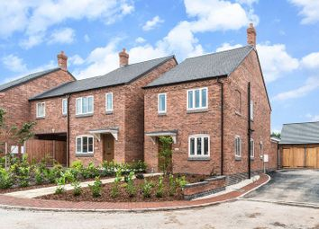 Thumbnail 4 bed detached house for sale in Plot 3, Rock View Close, Whitwick