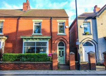 Thumbnail 3 bed town house for sale in Station Lane, Seaton Carew, Durham