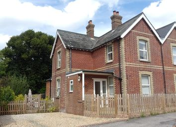 Thumbnail 3 bed semi-detached house to rent in Monastery Gardens, Rotherfield, Crowborough