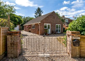 Thumbnail 2 bed detached bungalow for sale in Drove Road, Chilbolton, Stockbridge, Hampshire