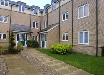 Thumbnail 2 bed flat to rent in Cromwell Drive, Huntingdon