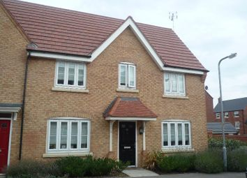 Thumbnail 3 bedroom detached house to rent in Alchester Court, Towcester
