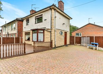 Thumbnail 3 bed end terrace house for sale in Sicey Avenue, Sheffield