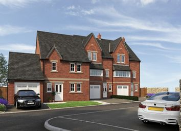 Thumbnail 4 bed semi-detached house for sale in Moor Road, Bestwood Village, Nottingham