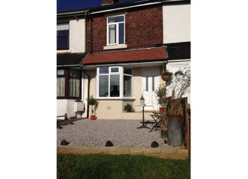 Thumbnail 3 bed cottage for sale in Ruxley Road, Stoke-On-Trent