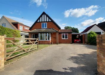 Thumbnail 5 bedroom detached bungalow for sale in Loddon Bridge Road, Woodley, Reading, Berkshire