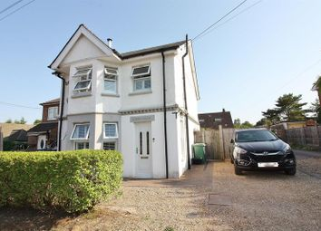 Thumbnail 3 bed detached house for sale in Sydney Road, Bordon