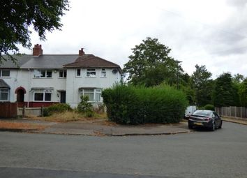 Thumbnail Property for sale in Riversdale Rd, Yardeley Wood, Birmingham, West Midlands