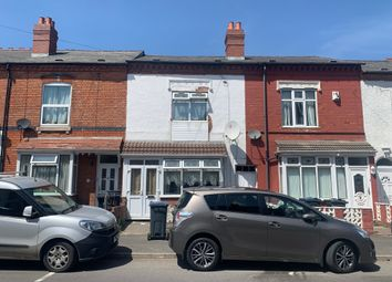 Thumbnail 4 bed terraced house to rent in Berkley Road East, Haymills, Birmingham
