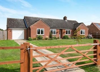 Thumbnail 4 bed bungalow for sale in Flordon, Norwich, Norfolk