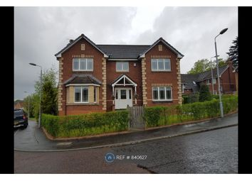 Thumbnail 5 bed detached house to rent in Branklyn Place, Glasgow