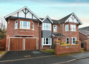 5 bed detached house for sale in Lansdown Close, Cheadle Hulme, Cheadle SK8