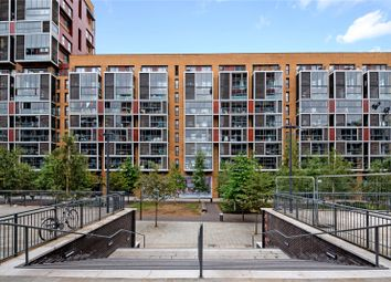 Thumbnail 2 bed flat for sale in Raddon Tower, Dalston Square, London