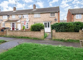 3 bed end terrace house for sale in Thoresby Court, Corby NN18