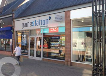Thumbnail Retail premises to let in Channel Street, Galashiels, 1Bh, Scotland