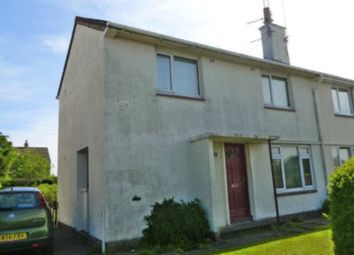 Thumbnail 2 bed semi-detached house for sale in Cairnport Road, Stranraer