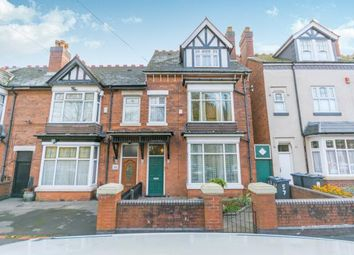 Thumbnail 5 bedroom terraced house for sale in Tennyson Road, Small Heath, Birmingham, West Midlands