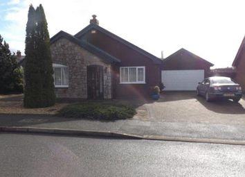Thumbnail 3 bed bungalow for sale in Bro Lleweni, Bodfari, Denbigh, Denbighshire