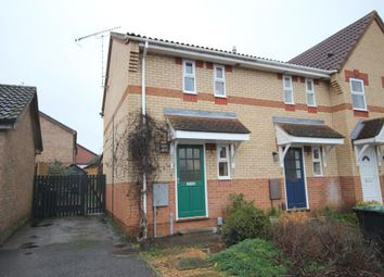 Thumbnail 1 bedroom end terrace house for sale in Spencer Croft, Ely