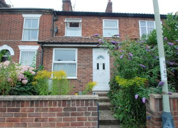 Thumbnail 3 bedroom terraced house for sale in Northumberland Street, Norwich