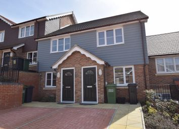 Thumbnail 2 bed semi-detached house to rent in Bannister Close, Hastings