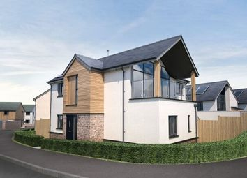 Thumbnail 4 bed detached house for sale in Paignton Road, Stoke Gabriel, Totnes