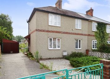 Thumbnail 2 bed semi-detached house for sale in Broomfield Road, Chelmsford, Essex