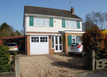 Thumbnail 4 bed detached house for sale in Moorside Avenue, Parkgate, Neston, Cheshire