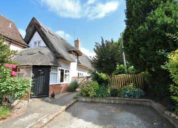 Thumbnail 3 bed cottage for sale in Rattlesden, Bury St Edmunds, Suffolk