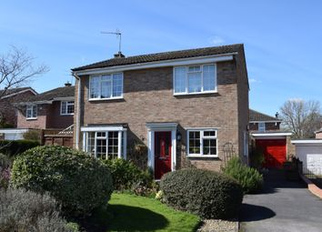 Thumbnail 3 bed detached house for sale in Dunn Crescent, Kintbury, Hungerford