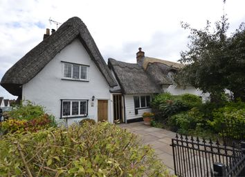 Thumbnail 3 bed semi-detached house for sale in York Cottage, Cambridge Road, Stansted Mountfitchet