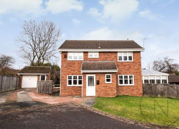 4 bed detached house for sale in Barnard Close, Newton Aycliffe DL5