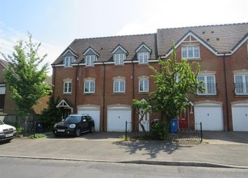 Thumbnail 3 bed town house for sale in Windmill Hill Lane, Derby